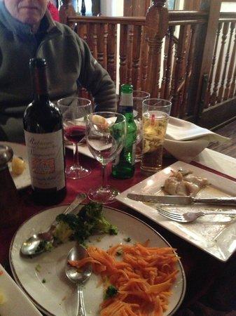 Enrico's La Boheme:                                     Satisfied diners!