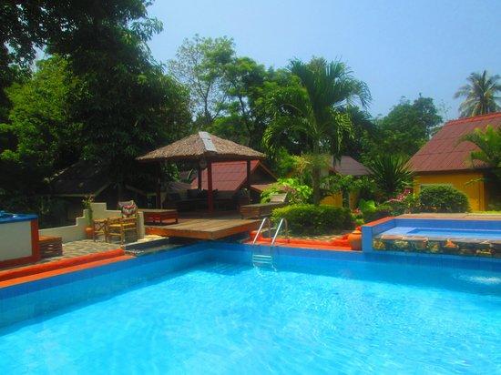 Kwaimaipar Orchid Resort Spa & Wellness: piscine