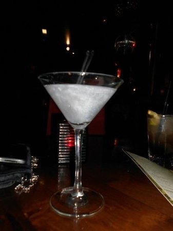 ‪فيلفيت هوتل:                                     amazing cocktails 'glitterball'