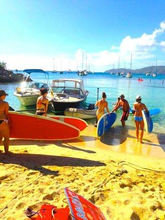 The Virgin Islands Paddle Club