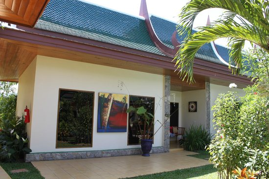 Baan Malinee Bed and Breakfast : Notre chambre