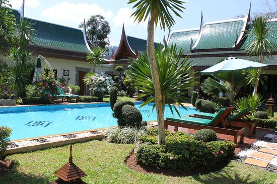 Baan Malinee Bed and Breakfast: Vue d'ensemble