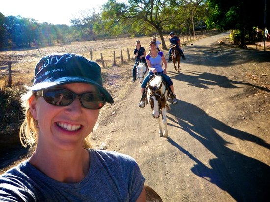 Painted Pony Guest Ranch - Costa Rica:                                     Awesome time!  Thank you Kay and Estaban!