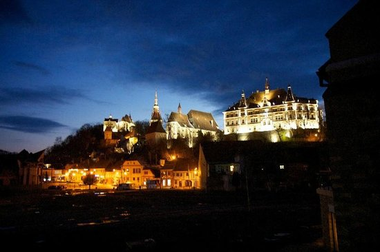 DoubleTree by Hilton Sighisoara - Cavaler: The citadel of Sighisoara
