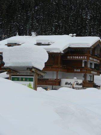 Hotel Malita: Neve sul Malita