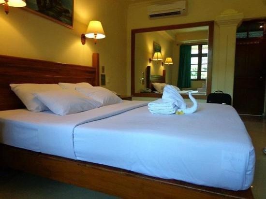 Green Garden Hotel: ภายในห้องพัก