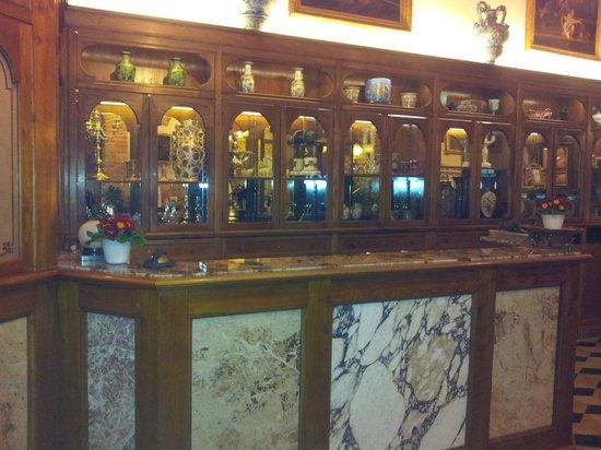 Hotel Mulino di Firenze: Rezeption