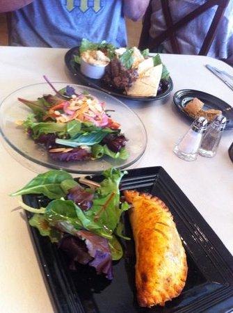 Tapas Downtown : tapas/lunch