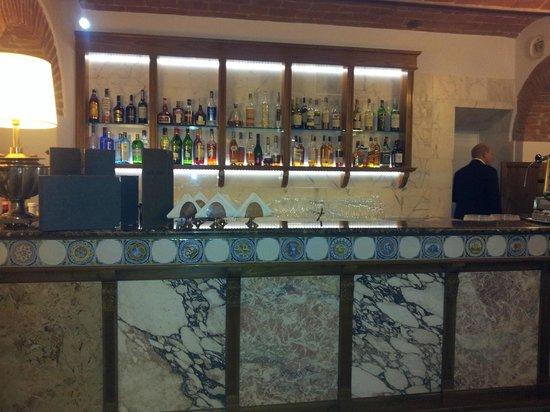 Hotel Mulino di Firenze: Bar