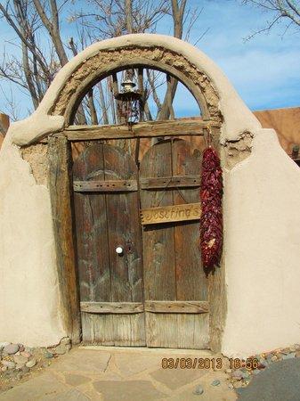 Josefina's Old Gate: da gate