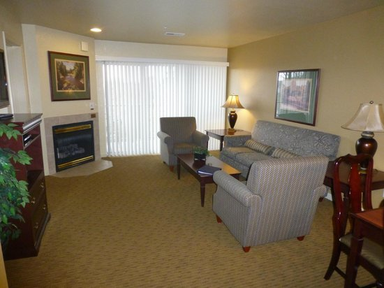 WorldMark Branson Condos: Living/Dining Area
