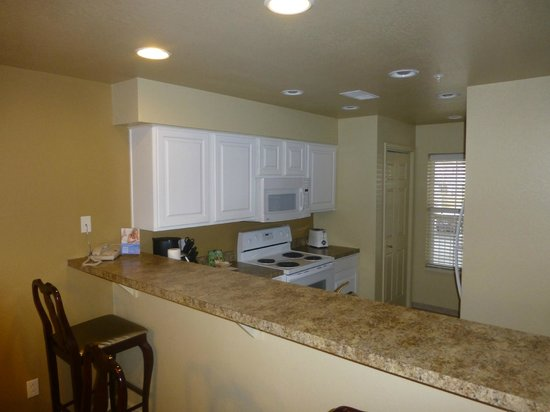 WorldMark Branson Condos: Dining/Kitchen Area