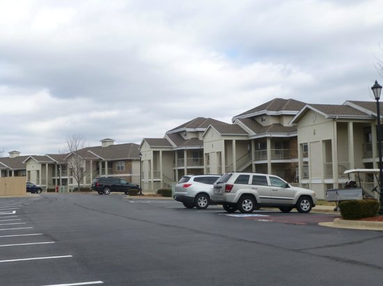 WorldMark Branson Condos : Outside View
