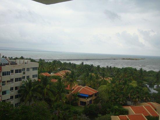 Caribbean Suites: vista desde la habitación