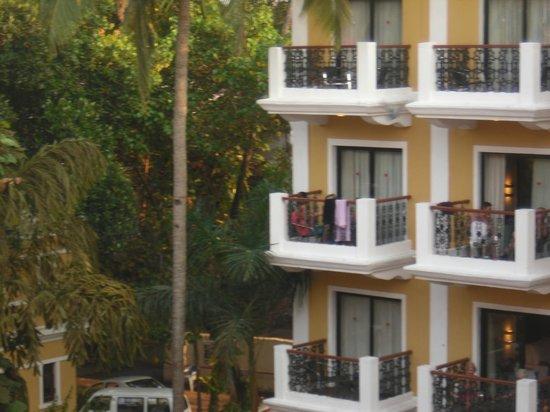 Phoenix Park Inn Resort: new blocks