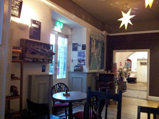 The Heights Bar And Kitchen Llanberis