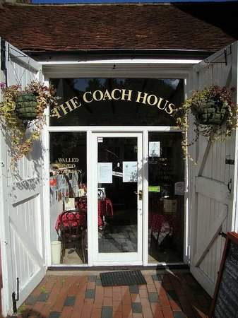 The Coach House:                   Entrance