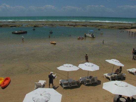 Nannai Resort & Spa: playa
