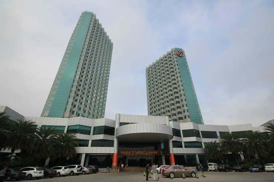 Pan Tower International Hotel: Entrance