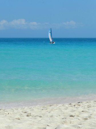 Melia Cayo Santa Maria: plage