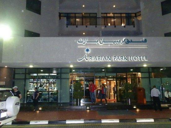 阿拉伯公園酒店照片