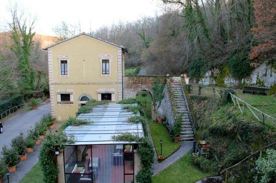 Hotel Relais Valle Orientina: terme