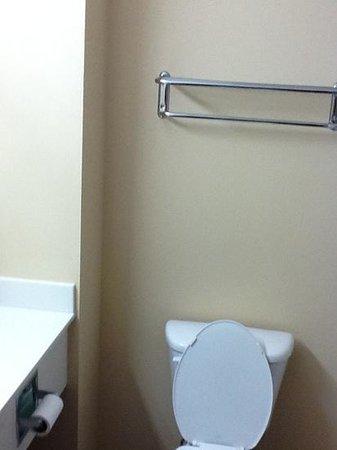 Days Inn Alta Vista: no towels