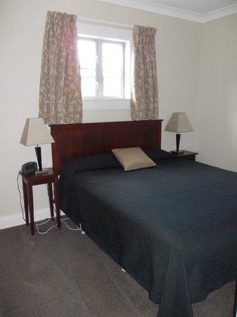Highfield Mews, Oamaru: Bedroom