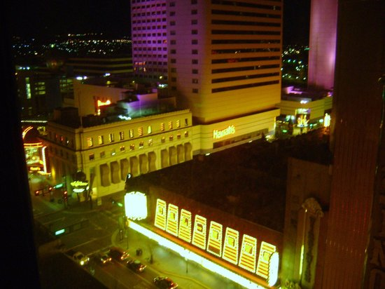 Club Cal Neva Hotel Casino: View from 15th floor