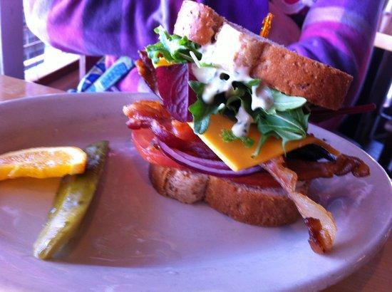 Five Loaves Cafe: Ultimate BLT