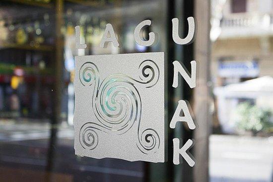 Restaurante Lagunak : Lagunak