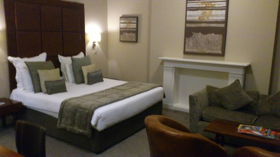 Grange Beauchamp Hotel: Junior suite