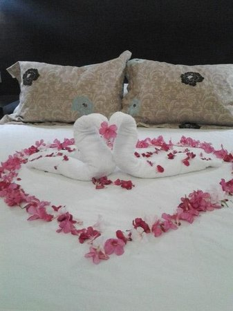 Sea Side Resort & Spa:                                     Surprise for honeymooners