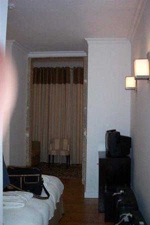 York House : Aperçu de la chambre