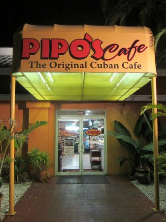 Pipo's Original Cuban Cafe