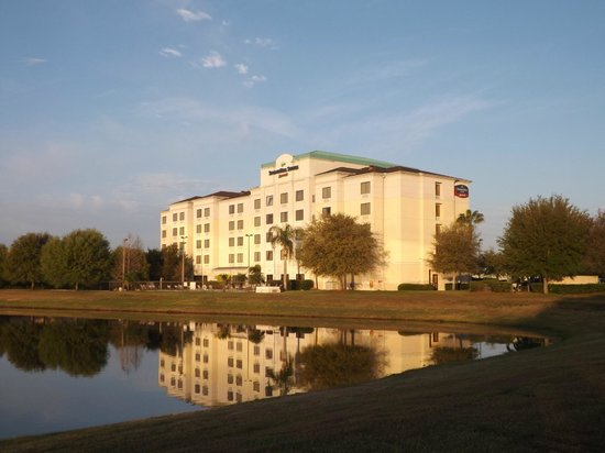 SpringHill Suites Orlando North/Sanford: Springhill Hotel