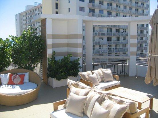森斯海灘飯店照片