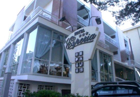 Hotel Esperia: Hotel