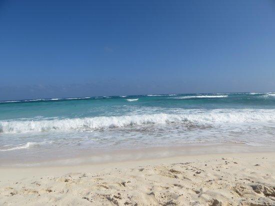 Grand Bahia Principe Tulum: Beach - GBP Tulum