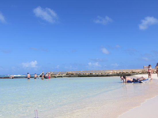 Grand Bahia Principe Tulum: Beach - GBP Akumal