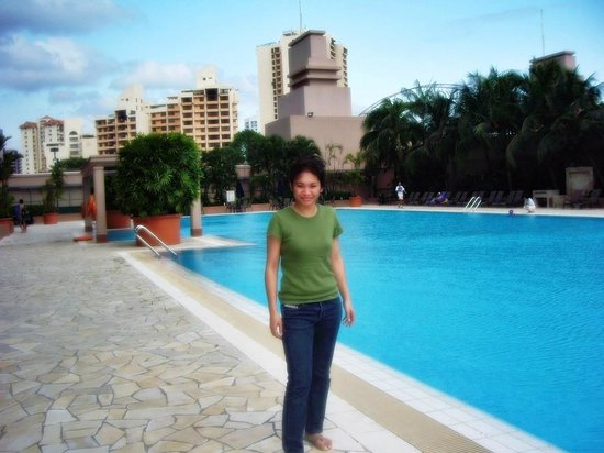 Great World Serviced Apartments The Main Pool