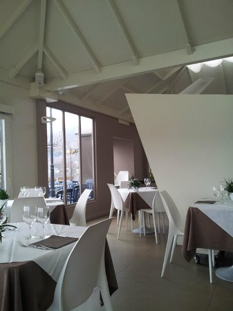 Ristorante Imbarcadero: Sala da pranzo