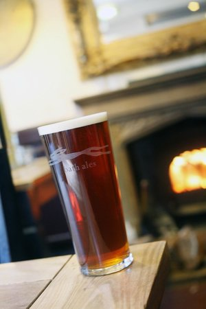 Hare and Hounds: A pint and a fire - what more do you need