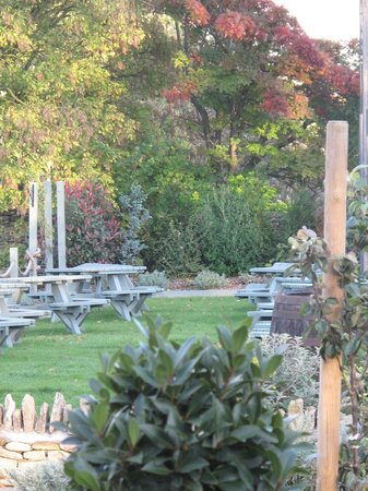 Hare and Hounds: The Beer Garden