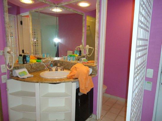 Club Med Rio Das Pedras: Bathroom