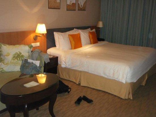 Shangri-La's Tanjung Aru Resort & Spa: Bed