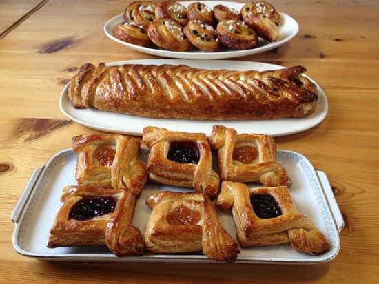 Bake with Maria : Croissant class