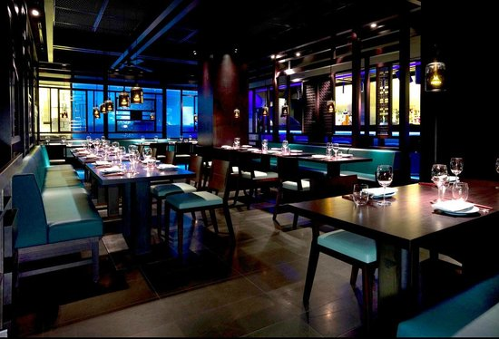 Hakkasan restaurant photo de hakkasan mayfair londres - Restaurant vaise tout le monde a table ...