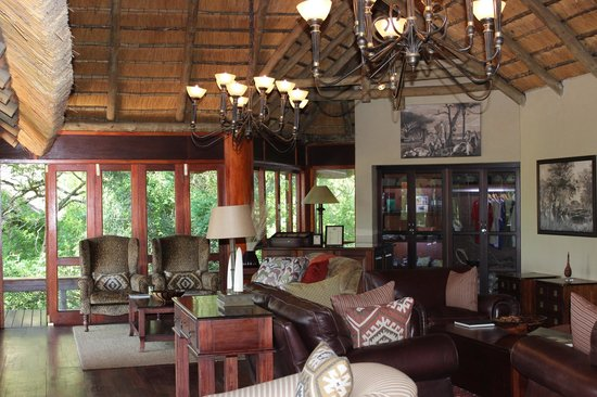 Imbali Safari Lodge: Lodge at Imbali