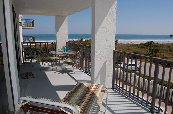Cape Winds Resort 309 27 Balcony With Sun All Day